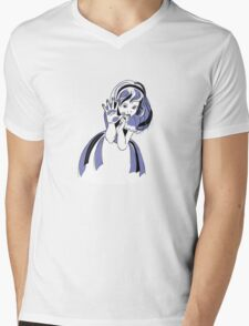 Alice through the looking glass t-shirt/sticker Mens V-Neck T-Shirt