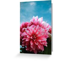 The Beauty Right In Front of You Greeting Card
