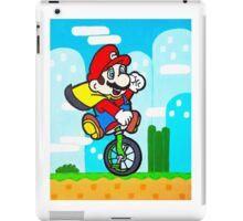 Mario Uni iPad Case/Skin