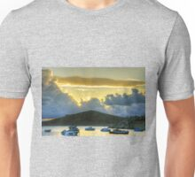 Storm Clouds in the Dodecanese Unisex T-Shirt
