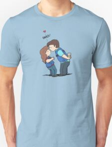 castle kiss T-Shirt
