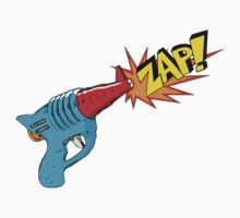 Raygun Zap by LawrenceA