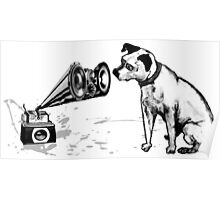 Master Voice Poster