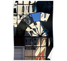 Reflected Pieces Poster