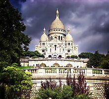 Basilique du Sacré-Cœur by juleslond