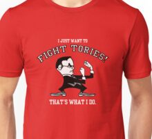 Fight Tories Unisex T-Shirt