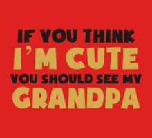 You Should See My Grandpa Kids Clothes