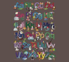 Alphabet for kids Kids Clothes