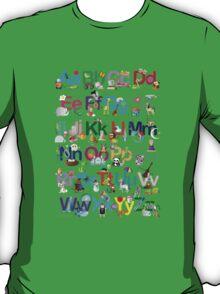 Alphabet for kids T-Shirt