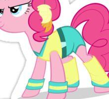 Today Is Leg Day Gym Motivation Pony Fitness  Sticker