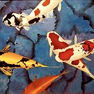 To Be Koi by Donny Clark