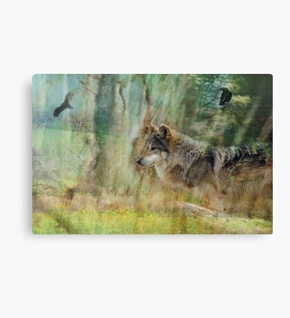 Once upon a time ... Canvas Print