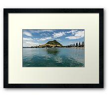 The Mount Framed Print