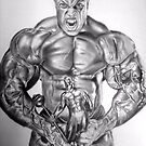 Phil Heath Mr Olympia by Smogmonkey