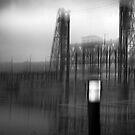 Steel Bridge 5 by Dragomir Vukovic