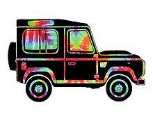 Hippie Range Rover by xChambrahz