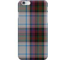 McDonald Tartan 3 Dress iPhone Case/Skin