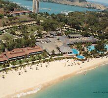 Hamilton Island Resort © Vicki Ferrari by Vicki Ferrari