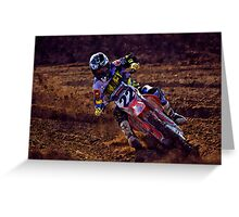 Chad Reed - Forever 22 Greeting Card
