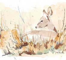 Survival in the African Bush by Maree  Clarkson
