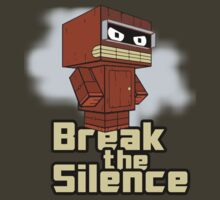 Break the Silence by Vojin Stanic