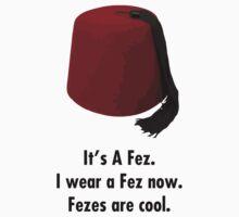 Feztastic Fuzzy Fez T-Shirt