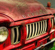 Bedford truck by Chris Brunton