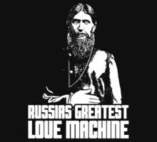 Rasputin by ZugArt