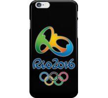 Olympics in Rio 2016 iPhone Case/Skin