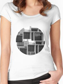 Modernism Women's Fitted Scoop T-Shirt