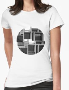 Modernism Womens Fitted T-Shirt