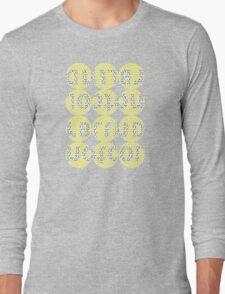 So Am I Colour Blind? Long Sleeve T-Shirt