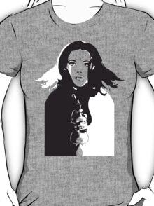 Mrs PEEL THE AVENGERS T-Shirt