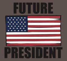 Future President One Piece - Short Sleeve