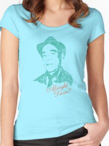 Alright Dave? Women's Fitted Scoop T-Shirt