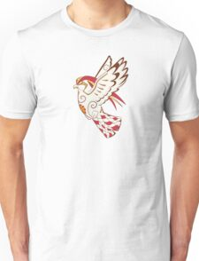Pidgeot Pokemuerto | Pokemon & Day of The Dead Mashup Unisex T-Shirt