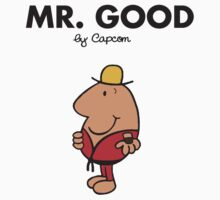 Street Fighter Mr Men #4 by matthumphrey