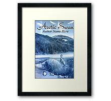 Arctic Swan Framed Print