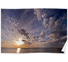 Bunbury Clouds 2011 Poster