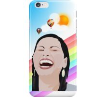 Let the sunshine in iPhone Case/Skin
