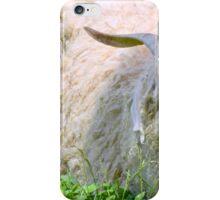 Mr. Shaggy Sheep  ^ iPhone Case/Skin