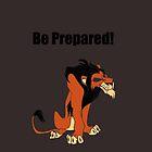 Scar-Be prepared by jem16