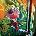 Revenge of the Earth by azone