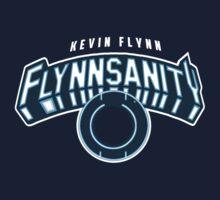 Flynnsanity by ninjaink