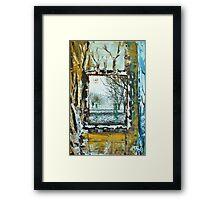 Ponte da Barca Framed Print