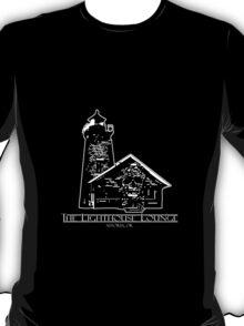 Lighthouse Lounge White T-Shirt