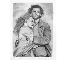 Poldark Photographic Print