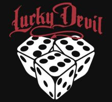 Lucky Devil Dice by luckydevil