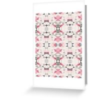 Fairy Petal Tribal Greeting Card