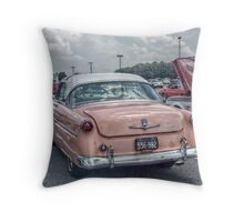 1954 Fordomatic Throw Pillow